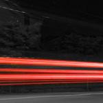 Alameda de Celanova – Ourense – Vista nocturna panorámica