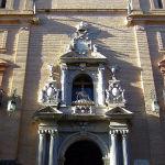 Basílica de Nuestra Señora de las Angustias – Fachada – Granada – Andalucia – España