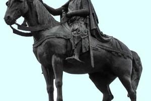 Fernando III el Santo y Alfonso X el sabio.