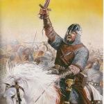 La batalla de Golpejera (12-1-1072)
