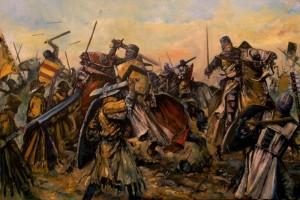 La batalla de Bouvines (27/7/1214)