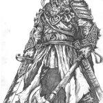 La heroica vida de Beowulf, rey de Jutlandia