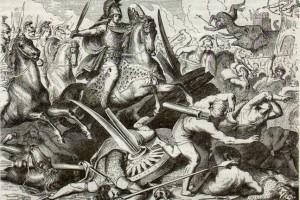 El asedio de Halicarnaso (334 A.C)