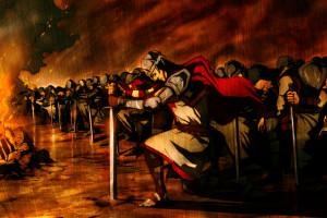 La batalla de Arsuf (7/9/1191)
