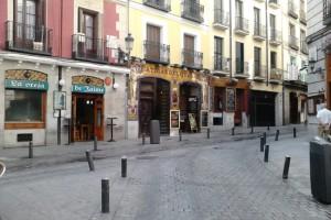 Fatigas del querer – Madrid