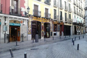 Fatigas del querer – Calle de la Cruz – Madrid