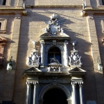 Granada – Basílica de Nuestra Señora de las Angustias