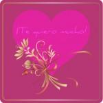 ¡Te quiero mucho!