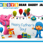 Happy father´s day, dear daddy James