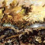 Batalla del Somme (1ª guerra mundial, 1 de Julio al 18 de Noviembre de 1916)
