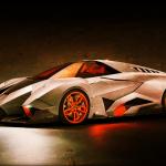 Extremely cool Lamborghini