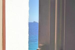 Ventana al mar de Benidorm