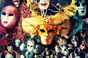 Máscaras de Carnaval de Venecia