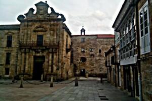 Monasterio Celanova San Salvador