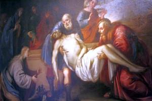 Pasión de Cristo en el arte pictorico – Córdoba