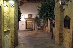Plazuela de Córdoba  – Vista nocturna