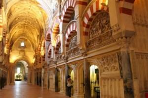 Mezquita Catedral Córdoba capillas