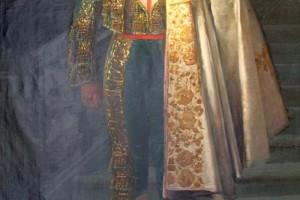 Torero museo taurino Córdoba retrato