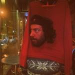 Disfraz de camiseta de Che Guevara