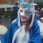 Disfraz original de carnaval