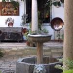 Patio fuente Córdoba