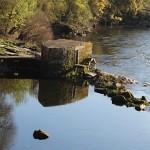 Molino antiguo en Ourense – Río Miño