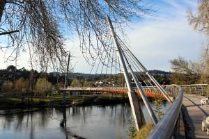 Río Miño – Ourense – Pasarela de Oira