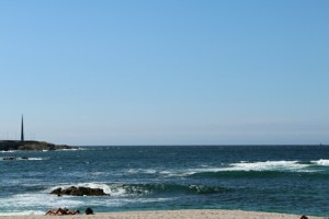 Mar de Riazor – A Coruña