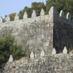 Bayona Parador Pontevedra muralla