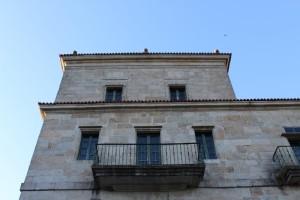 Monasterio de Celanova en Ourense