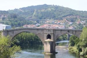 Puente romano Ourense