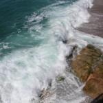 Playas de Riazor y Orzán en A Coruña