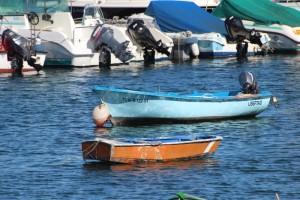 Lanchas mar barcos puerto muelle