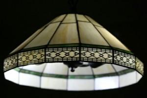 Lámpara techo Tiffanys