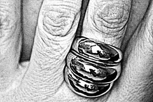 Anillo dedos