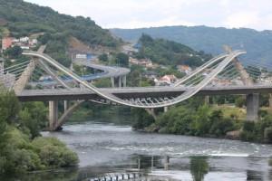 Puente Milenio Ourense