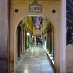 Granada Alcaicería Andalucia España