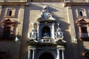 Granada Basílica Nuestra Señora De Las Angustias