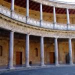 Palacio Carlos V Arquitectura Granada España Andalucia