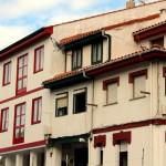 Casas puerto Cudillero Asturias