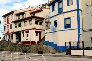 Cudillero puerto casas