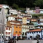 Asturias Cudillero foto puerto marinero