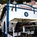 Lonja de pescado de Cudillero convertida en restaurante