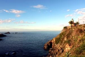 El mar y el faro – Cudillero – Asturias