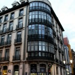 Oviedo edificio antiguo