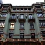 Fachada edificio Oviedo