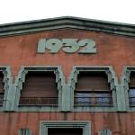 Fachada de edificio de Oviedo construido en 1932