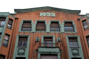 1932 Edificio Oviedo fachada