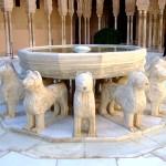 Alhambra de Granada – Patio de los leones
