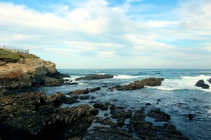 Mar Cantábrico en Tapia de Casariego Asturias paraíso natural